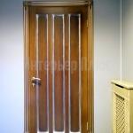Дверь из массива с патиной