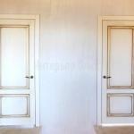 Межкомнатные деревянные двери в дом