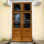 Реставрация дверных блоков