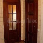Межкомнатные деревянные двери в частном доме