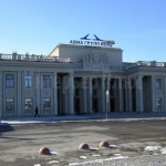 Аэропорт Пулково-2 г. Санкт-Петербург