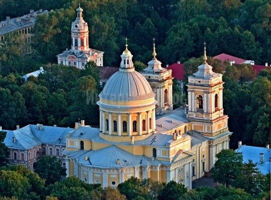 Свято-Троицкая Александро-Невская лавра г. Санкт-Петербург