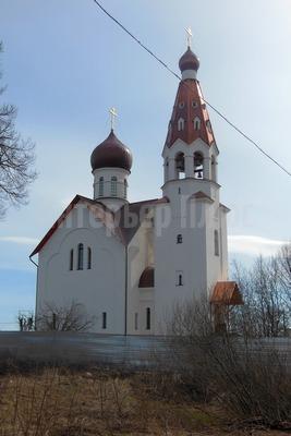Церковь Нагово