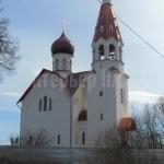 Церковь пос. Нагово, Новгородская область