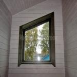Нестандартные деревянные окна