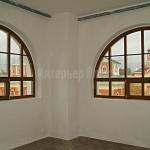 Деревянные окна на заказ со стеклопакетом