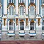 Окна, Екатерининский Дворец.