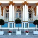 Фасадные дверные блоки Екатерининского дворца.