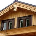 Слуховое окно, чердачные окна