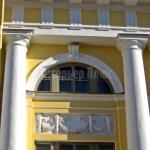 Арочные окна. Фасад балетного училища им. И.Я. Вагановой.