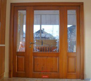 Дверь деревянная на заказ от производителя