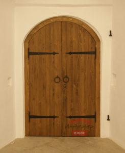 Щитовая дверь от производителя
